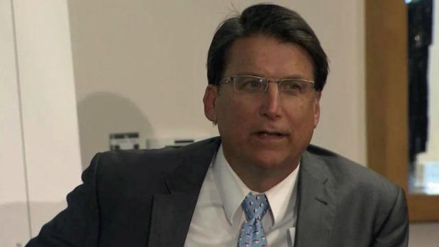 McCrory on offshore drilling