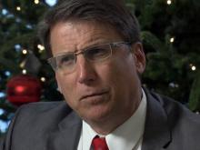 McCrory talks about AP stock payout story