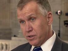 Web only: Tillis discusses Senate priorities