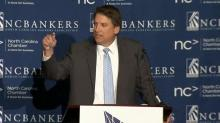 McCrory speaks to economic forum