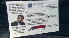 Group says McCrory omits details, misleads on his ethics forms