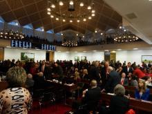 The North Carolina General Assembly convened on Jan. 14, 2015.