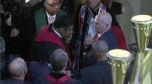 NAACP holds legislative 'preach-in'