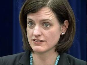 State Treasurer Janet Cowell
