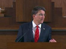McCrory outlines priorities in address to lawmakers