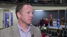 Brian Lewis, former NCAE lobbyist