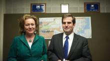 Laura Leslie & Mark Binker