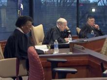 Judges hear McCrory lawsuit against lawmakers