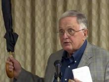 Public sounds off on Wake commissioner redistricting plan