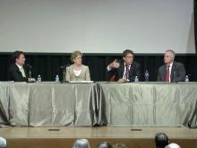 McCrory talks to League of Municipalities
