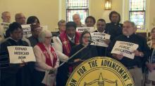 Moral Monday news conference