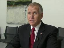 Tillis pragmatic about role of freshman senator
