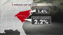 Manufacturing, strong dollar to blame for NC's sag in GDP