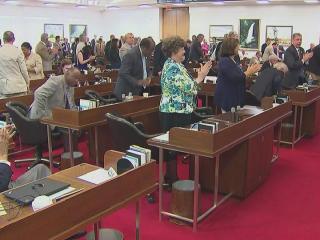 House votes on Greensboro redistricting