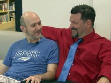 Same-sex couples savor hard-fought recognition