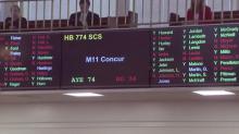 House death penalty bill vote