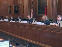 NC high court hears redistricting case again