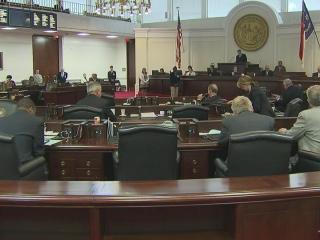 Senate continues floor debate - part 3