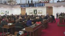 House debates charter school funding, deer farming