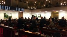 IMAGE: After last-minute changes, lawmakers end overtime session