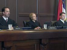 Appeals court hears challenge to Possum Drop
