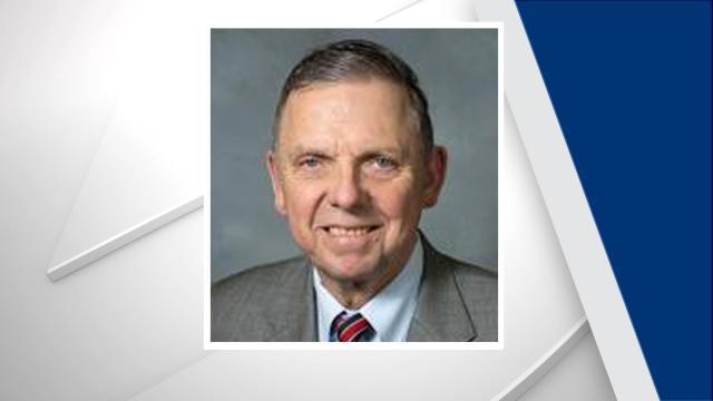 Rep. Gary Pendleton, R-Wake.