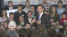 Marco Rubio in Raleigh