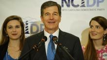 IMAGES: McCrory, Cooper clash set for NC governor