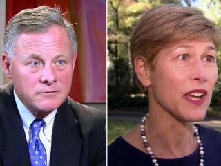 Republican U.S. Sen. Richard Burr will face Democratic former state lawmaker Deborah Ross in the November 2016 election.
