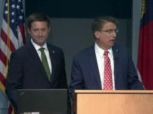 McCrory rolls out proposed budget