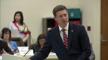State budget director Drew Heath