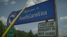 SC border in York County