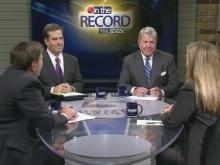 On the Record: Reynolds, Woodhouse discuss voter turnout, NC's role in presidential race