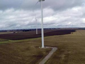Wind farm, wind energy, wind turbine