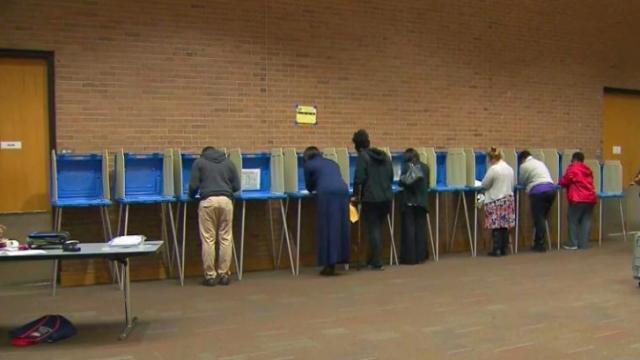 North Carolina GOP calls for limited early voting