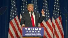 Trump delivers immigration remarks in Greenville