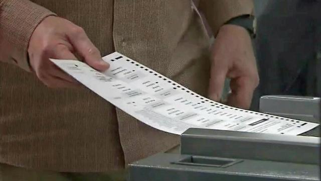 US House members, legislators seek North Carolina primary wins