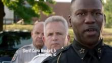 Cooper crime lab ad