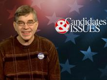 Sean Haugh, Libertarian candidate for US Senate