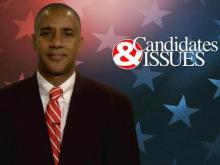 Dan Blue III, Democratic candidate for treasurer