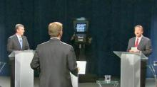 McCrory, Cooper debate