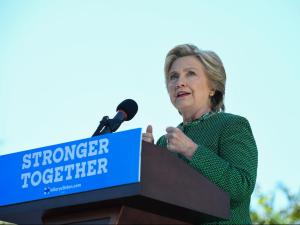 Raleigh Early Vote Event with Hillary Clinton & the Mothers of t