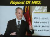 Malone flier on HB2 (front)