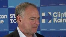 Kaine: 'If we win NC, Hillary will be president'
