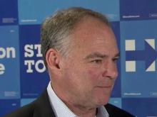 Web only: One-on-one with Tim Kaine