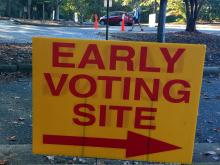 Early Voting Picture
