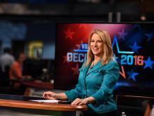 Election Night, WRAL TV station - November 8, 2016