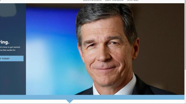 Roy Cooper, the Democrat in the 2016 election for governor, says he has won and is moving ahead with his transition .