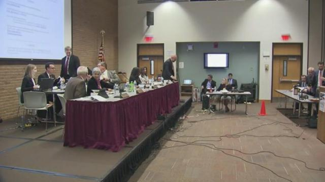 NC elections board to set policy on problem ballots