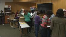 Durham County recount began Saturday afternoon.